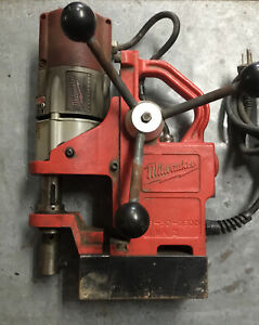Milwaukee 4270 20 Compact Electromagnetic Drill Press