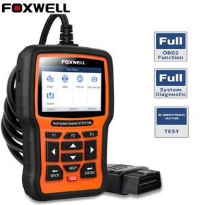 Foxwell Nt510 Elite Full Systems For Bmw Obd2 Code Reader Diagnostic Scan Tool