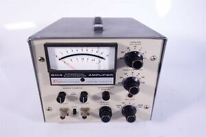 Keithley Instruments Amplifier 604 Differential Electrometer Amplifier