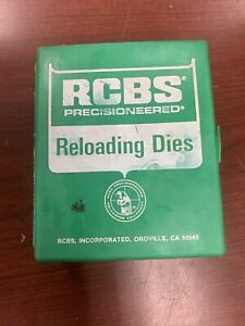 RCBS 3 DIE CARB SET FOR THE 44 MAG 44 SPCL CALIBER $69.99