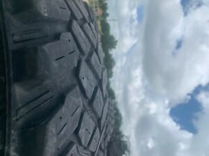 6 Fairly Used Tires Size 33x125x20