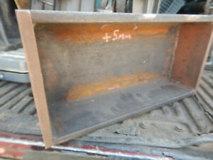 Heavy Machine Shop Made Box Parallel Machinist Jig Fixture Tooling