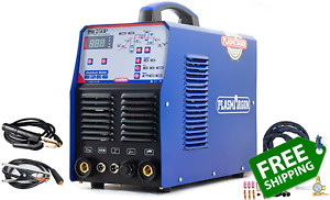 Acdc 250a Ac dc Aluminum Tig Welder Mma stick arc Welder With Foot Pedal And Arg