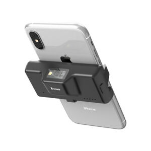 Eyoyo Wireless Bluetooth Qr 2d Cmos Barcode Scanner Back Clip on Fit Ios Android
