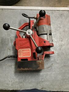 Milwaukee 4270 20 Compact Electromagnetic Drill Press Missing Chuck