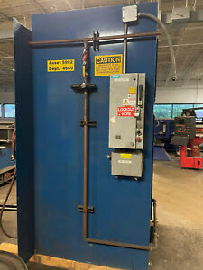 Donaldson Torit Dws 6 Booth Backdraft Dust Collector Fabricating Machinery
