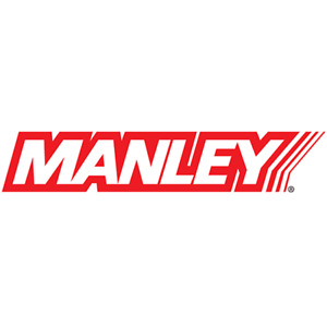 Manley For Small Block Chevy 1 500in Head Diameter Race Exhaust Valves Set Of 8