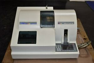 Briot Accura Cx Patternless Edger Optometry Ophthalmology Equipment Unit