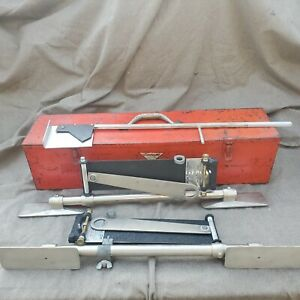 Snap On Caster Camber Wheel Alignment Tool Rare Hard To Find