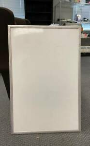 White Dry Erase Magnetic Board 24 x36