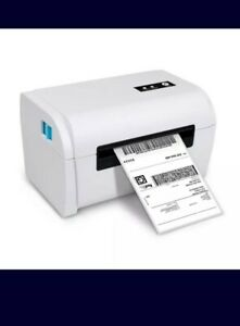 Thermal Shipping Label Bar Code Printer 4x6 W bluetooth No Ink Required
