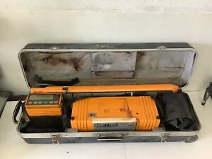 Mclaughlin Spot D Spotdtek H5 Underground Pipe cable Locator System Parts Only