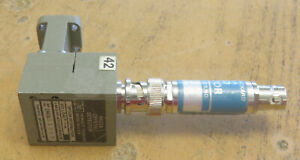 Hp Agilent Waveguide Crystal Detector R422a Opt 002 1942a W Match Load Resistor