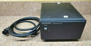 Kenwood Ps 60 Dc Power Supply 13 8 Volts 22 5 Amps