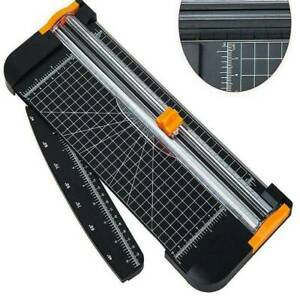Firbon Heavy Duty A4 Photo Paper Cutter Trimmer A4 Rotary Paper Photo Trimmer Us