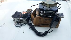 1978 1979 Delco Am Fm 8 Track Cb Stereo Radio With A Working Js 70 Equalizer Amp