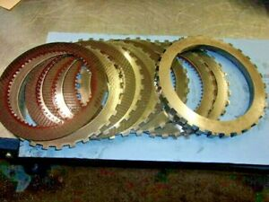 Allison At 545 Automatic Transmission 2nd Range Clutches With Pressure Plate