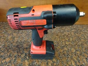 Ct8850 Snap On Snap On 1 2 18v 18 V Cordless Impact Wrench B 4
