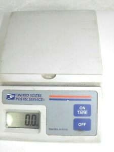 United States Postal Service 5 Lb Electronic Postal Scale New Battery Works