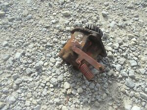 International Farmall 460 Utility Tractor Ih Governor Assembly W Cover Case