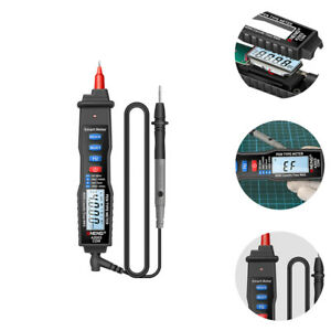 Digital Pen type Multimeter Useful Dc Ac Voltage Current Tester Without Battery