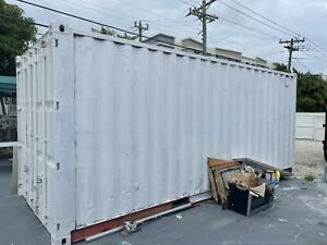Used Shipping Storage Containers 20ft Miami Fl 3350
