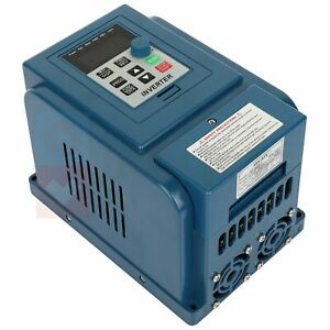 380v Variable Frequency Drive Converter 12a 4kw Speed Controller Converter