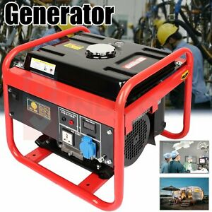 Commercial Home Use Gasoline Generator 4000 W Powered Generator 110v