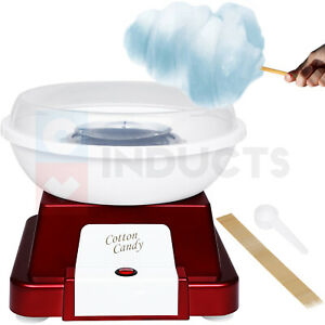 500w Commercial Cotton Candy Machine Electric Sugar Floss Maker For Kids Gift