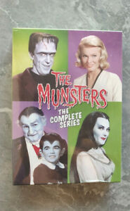 THE MUNSTERS COMPLETE SERIES New Sealed 12 DVD New Factory Sealed US Seller $20.99