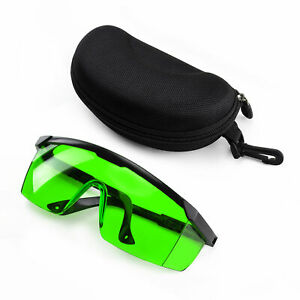 Kaiweets Green Laser Enhancement Glasses Eye Protection Safety Goggles For Eyes