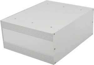 Tysun Silver Aluminum Electronic Enclosure Project Box For Electronics 9 84 x