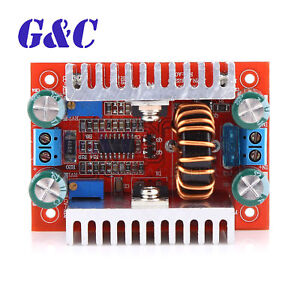 Dc dc Step Up Boost Converter Constant Current Power Supply 400w 15a Led Driver