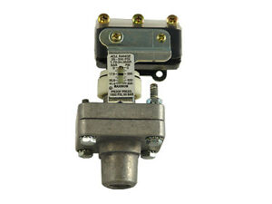 Quality Air Compressor Pressure Switch Control Valve Adjustable 0 To 500psi