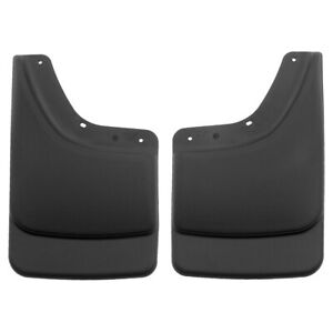 57061 Husky Liners Mud Flaps Set Of 2 Rear Driver Passenger Side New Pair