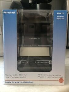 Brecknell Electronic 7lb Postal Scale 7 24 Lb 3 29 Kg Model Ps7 New