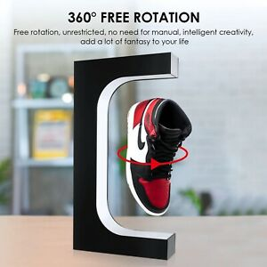 Magnetic Levitation Floating Shoe Display Sneaker Stand 360 Degree Rotation