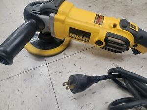 Dewalt Dwp849x 7 Inch 9 Inch Variable Speed Polisher Gently Used Condition