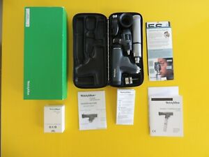 Welch Allyn Hill rom Diagnostic Set 97800 mc Macroview Ophthalmoscope Otoscope