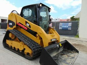 2011 Cat 279c Turbo 84 Hp 2 Speed Power Coupler Air Conditioned Air Ride