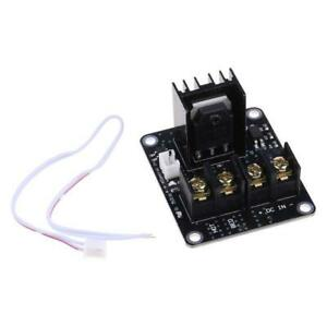 3d Printer Heated Bed Power Module Hotbed Mosfet Expansion Module Inc 2pin Lead