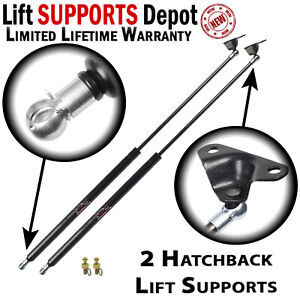 Qty 2 Fits Eclipse Amp Eagle Talon 1990 To 1994 Rear Hatch Lift Supports Fits Eagle