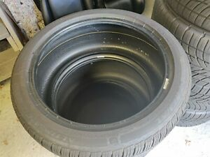 14 15 Cadillac Cts General Altimax 245 40 r18 Tire Nice Used