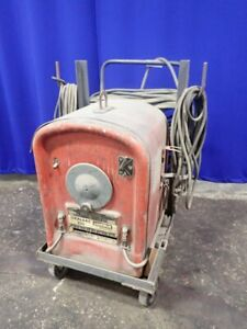 Lincoln Electric Ideal Arc 250 250 250 Welder 250a 30v 08211810041