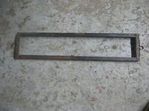 Vintage Buick Cadillac Oldsmobile Packard 1950 S Battery Holder Bracket New Nors