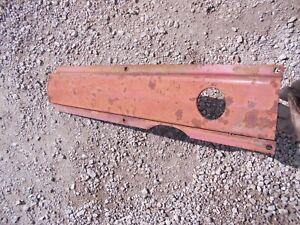International 300 350 Utility Tractor Orgnal Ih Front C Hood Cover Panel Engine