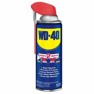 Wd 40 Multi use Product Multi purpose Lubricant With Smart Straw Spray 12 Oz