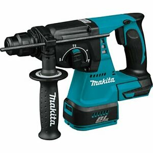 Makit A Xrh01z 18v Lxt Lithium Ion Brushless Cordless 1 Inch Rotary Hammer