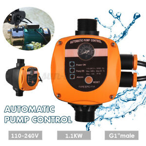 110v 240v Automatic Water Pump Electric Switch Control Pressure Controller