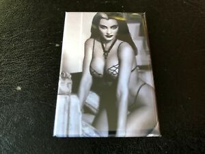 Vintage 1960s Style Hot Lily Munster Magnetic Dash Accessory Chevy Ford Mopar Fits 1950 Ford